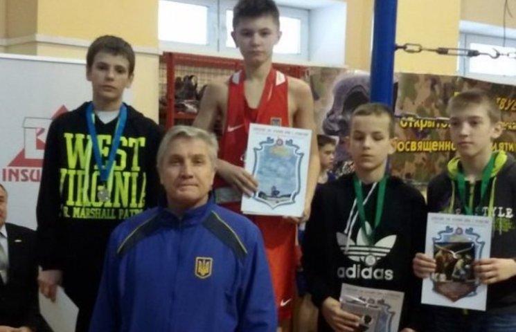 Миколаївський боксер виграв міжнародний турнір з боксу