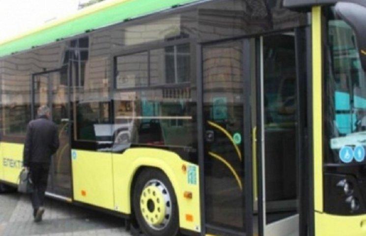 У Хмельницькому оновиться тролейбусний парк