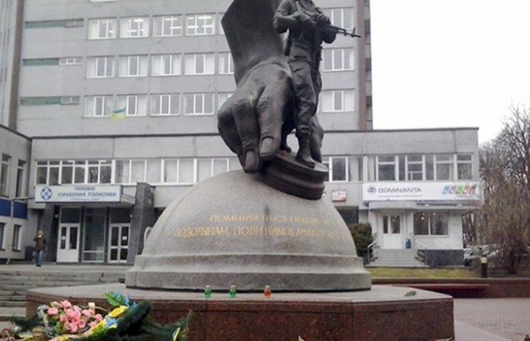 У Хмельницькому впіймали вандалів