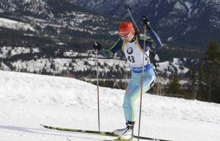 ЧС-2016 з біатлону. Провал Підгрушної лишає Україну без медалі в естафеті