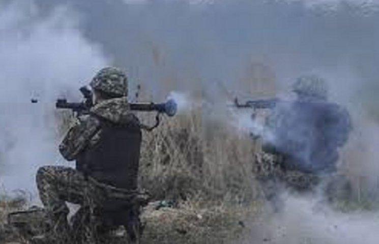 У зоні АТО бойовики інтенсивно обстрілюють позиції ЗСУ