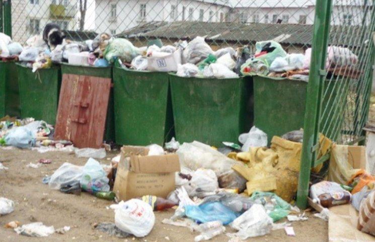 У Миколаєві поставлять експеримент з вивезення сміття