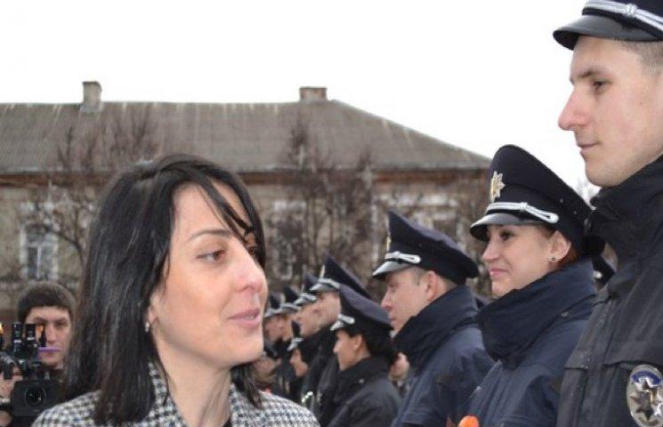 Сьогодні на вулиці Тернополя вийде чуть більше двох сотень поліцейських