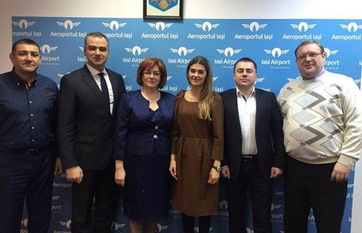 З вінницького аеропорту можна буде літати до Румунії