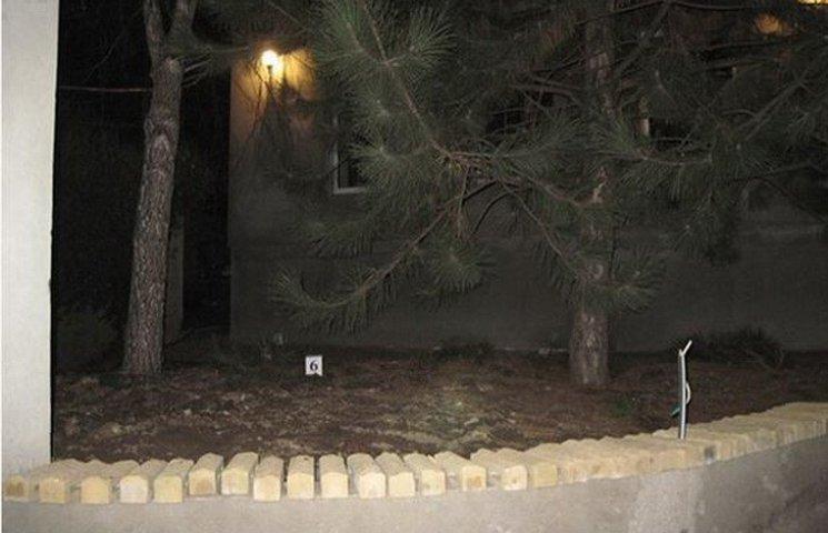 У двір приватного будинку у Кривому Розі кинули гранату