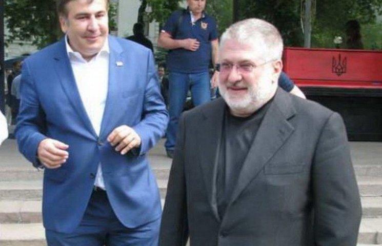 Прихильник Саакашвілі заявив про погрози зі сторони заступника Філатова