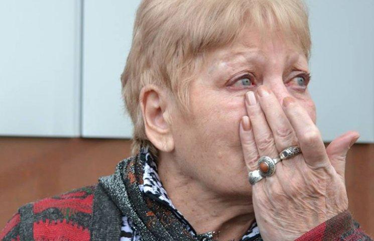 Мать Клиха, приехав в Чечню, оказалась в затруднительном положении