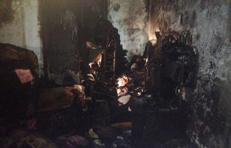 На Миколаївщині через пожежу у багатоповерхівці довелося евакуювати людей