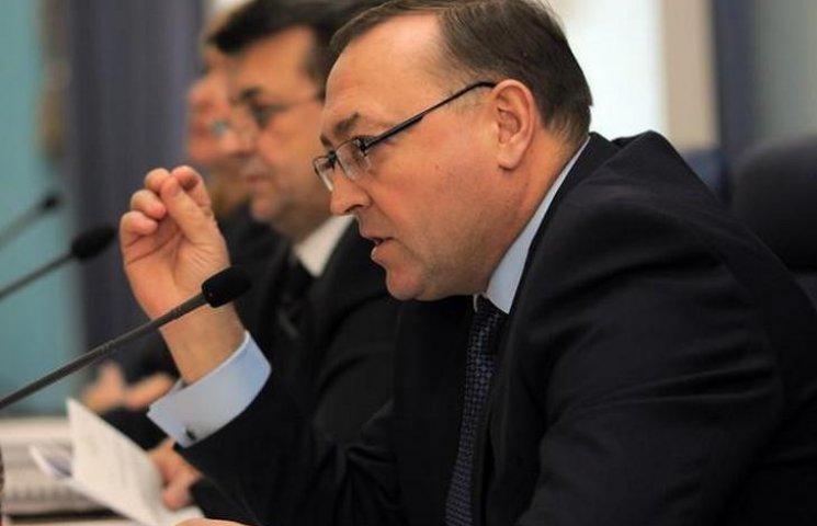 Коровій - найбільш високооплачуваний губернатор України