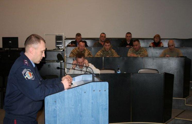 У Хмельницькому думають, як залучити громаду до охорони порядку