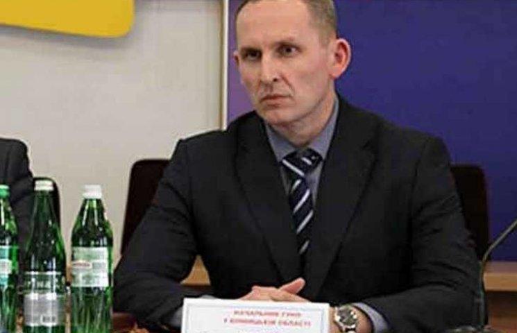 """Звільнений коп Шевцов зробив """"прощальну"""" заяву"""