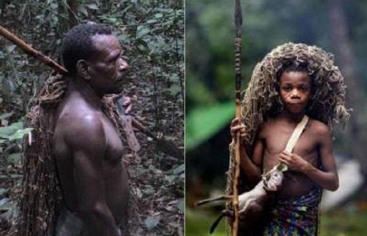 """""""Люди завбільшки з кулак"""" живуть в Африці"""