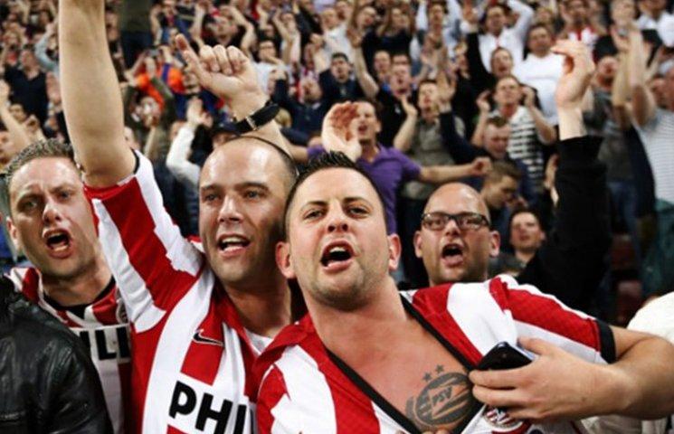 Як фанати-бовдури з Голландії знущалися з іспанських жебраків