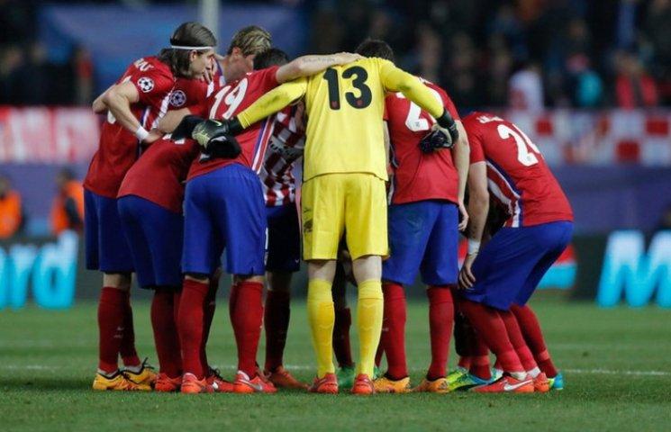 """""""Атлетико"""" в серії пенальті перемагає ПСВ і виходить в чвертьфінал Ліги чемпіонів"""