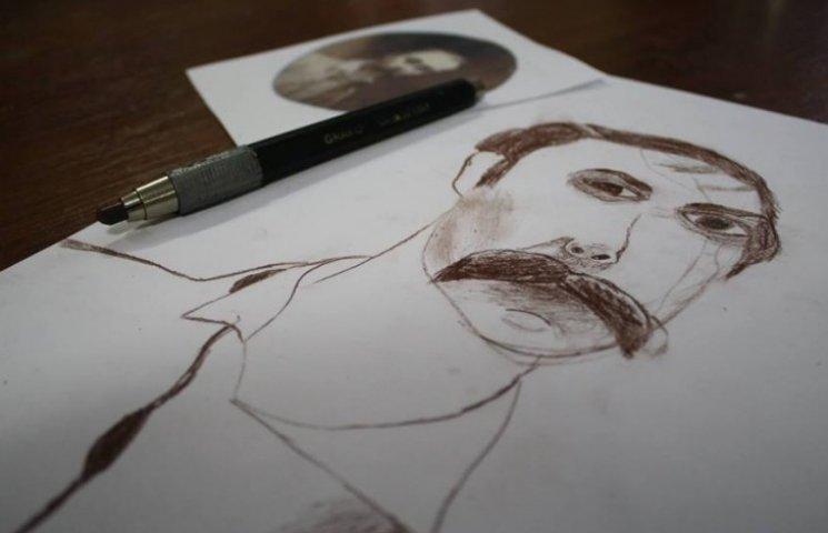 Шевченко очима дітей: як малеча кумедно малює Кобзаря