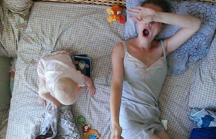 Росіянка з селфі-палкою показала, як насправді виглядає день матусі