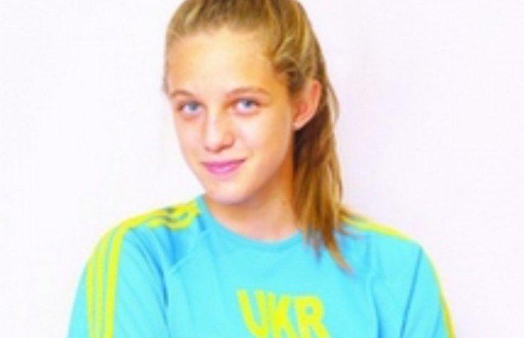 Миколаївська плавчиня стала дворазовою чемпіонкою України серед юніорів
