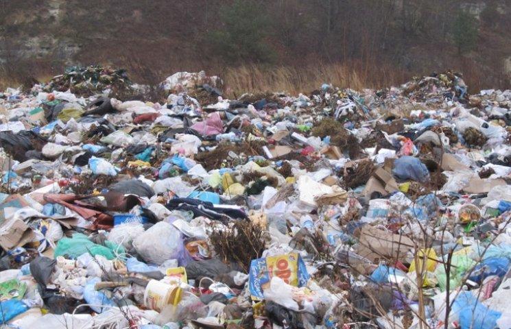 На Тернопільщині на смітнику знайшли тіло людини