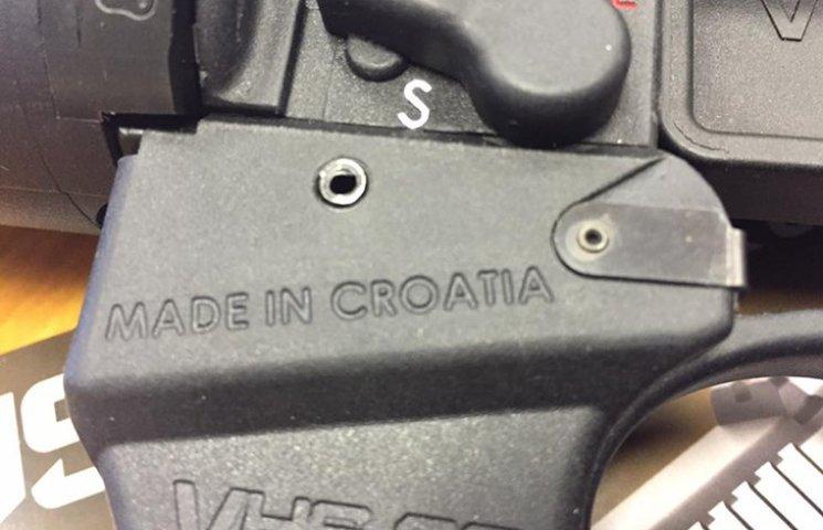 В МВД показали, какое оружие покупает Украина в ЕС