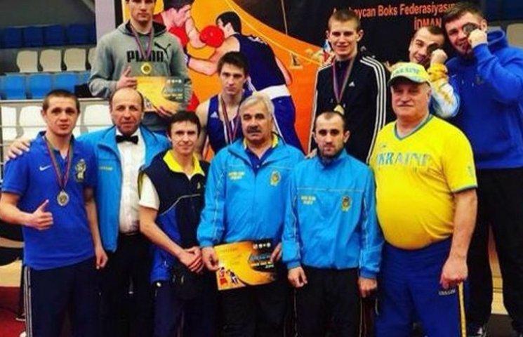 """Вінничанин привіз """"золото"""" з міжнародного боксерського турніру"""