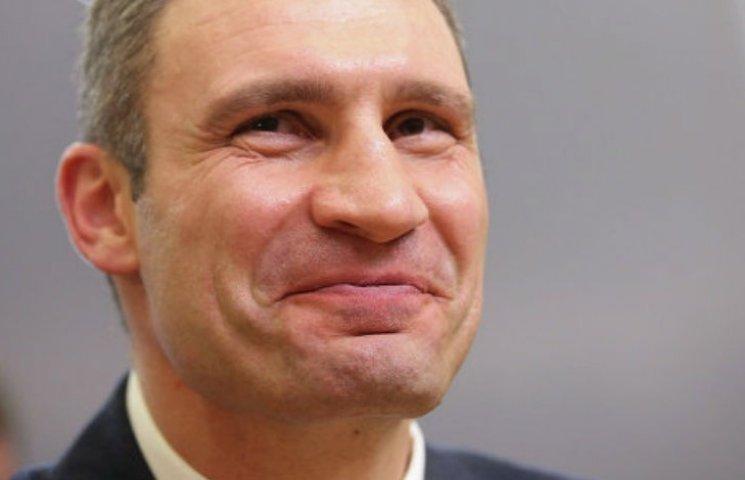 """Мер Кличко видав новий """"перл"""" про """"чарівні пенделі"""" та шкарпетки"""