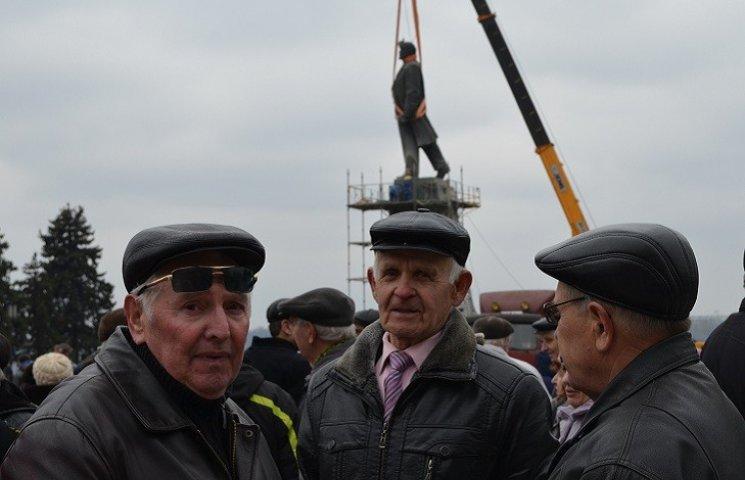 Анонсований у Запоріжжі мітинг на захист Леніна не відбувся