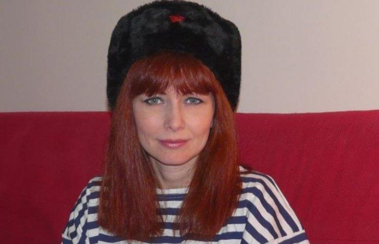 Миколаївська журналістка, що підтримує бойовиків, звільнилася