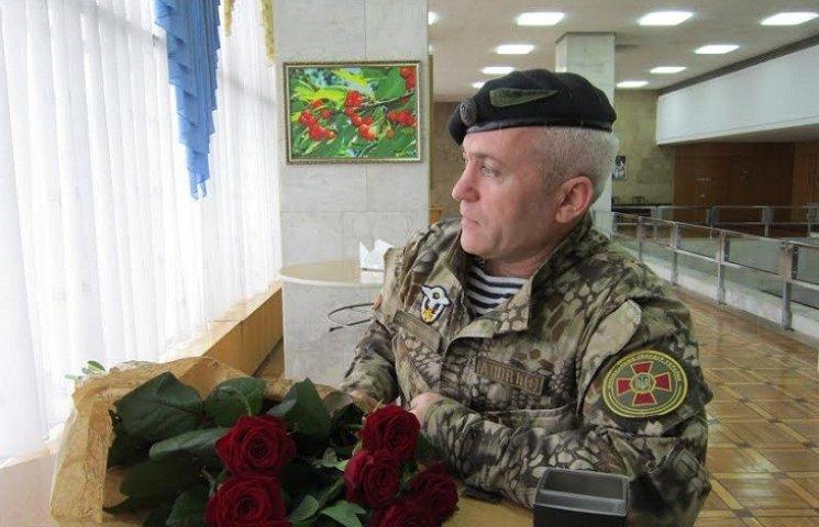 У Запоріжжі вшанували командира штурмової роти, що вивів з котла 400 бійців