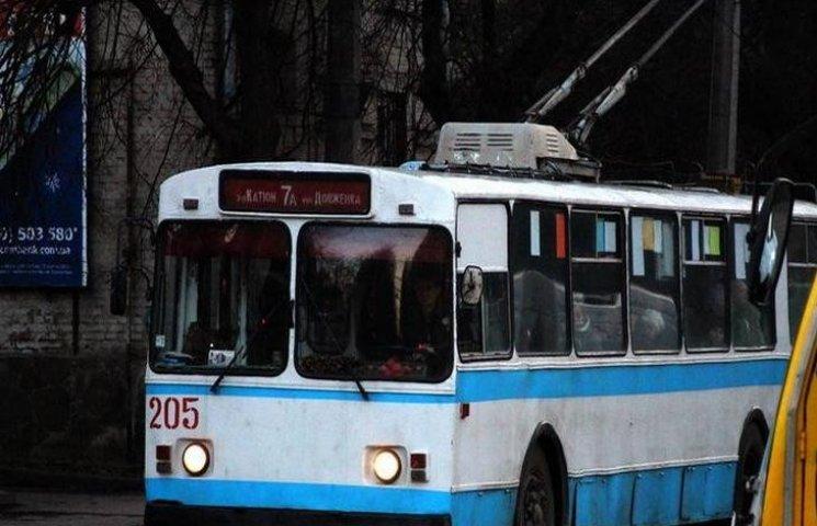 Сьогодні в Ракове тролейбуси не їдуть
