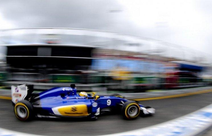 У новому сезоні Формули-1 сталася перша аварія