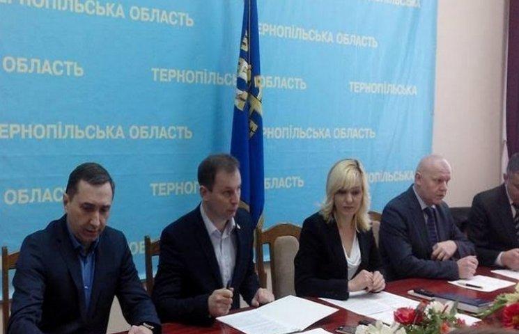 Барна похвалився, що Тернопільщина вже не друга, а третя з кінця у рейтингу