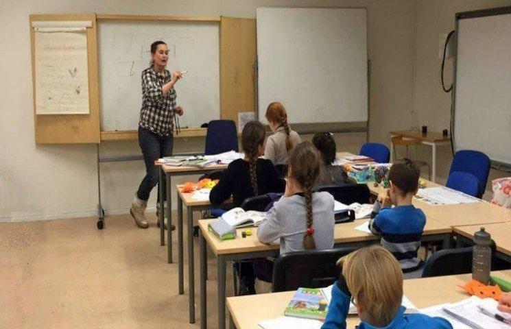 У Норвегії за місяць відкрили вже другу українську школу