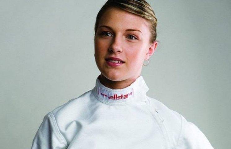 Миколаївська шаблістка Харлан увійшла до ТОП-100 найуспішніших жінок країни