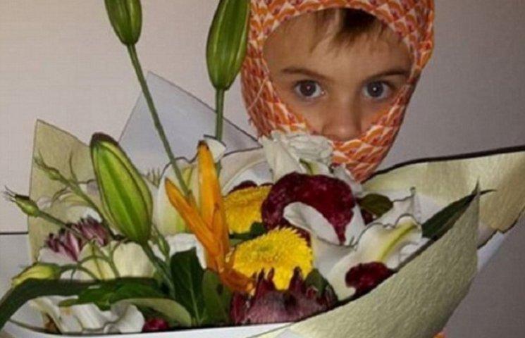 """Как 5-летний мальчик превращается в """"цветочного ниндзю"""""""