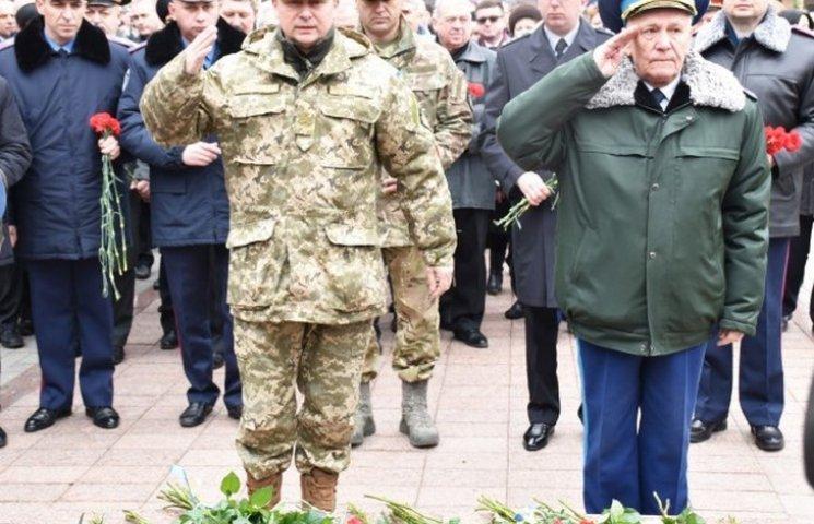 У Вінниці відзначили 72-гу річницю визволення міста від німецьких загарбників