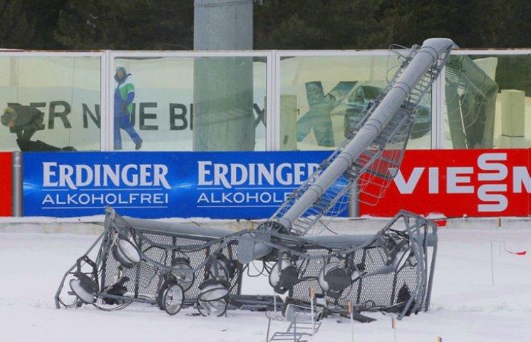 Як на Росії зірвали фініш біатлонного Кубку світу