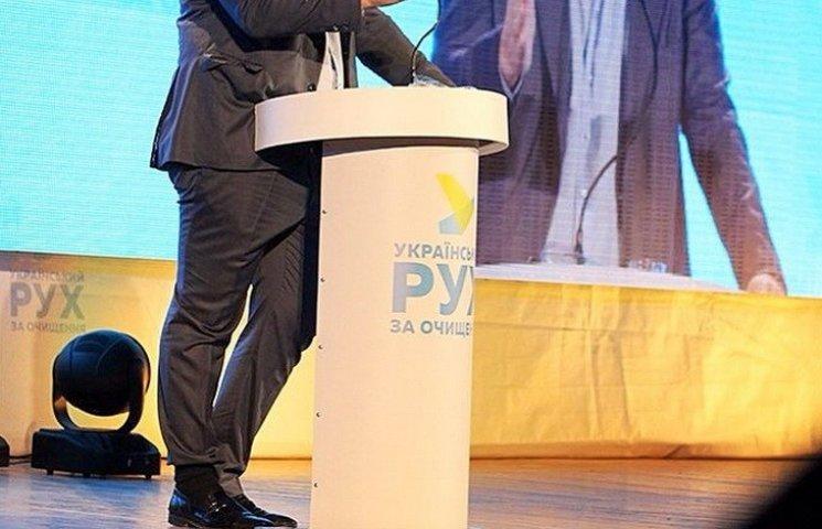 """Саакашвили в Днепропетровске вновь поразил """"анти-дресс-кодом"""""""
