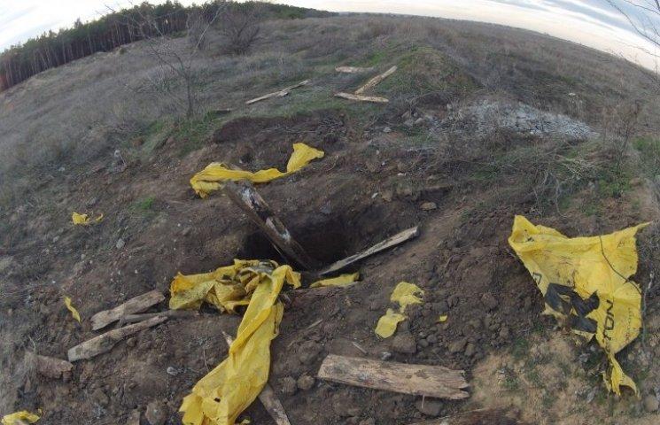 У Миколаєві пісочні браконьєри попалися у пастку