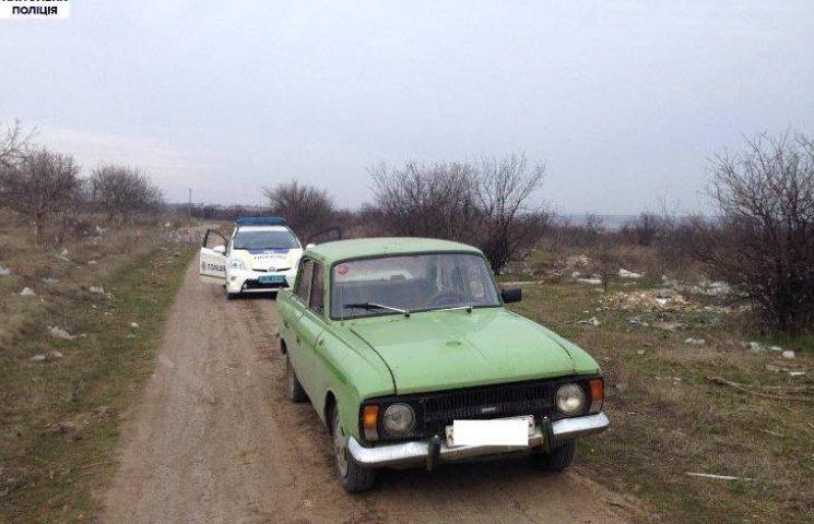 У Миколаєві водій вдруге попався п