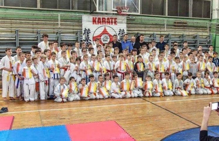 Миколаївські каратисти виграли Чемпіонат Одеської області