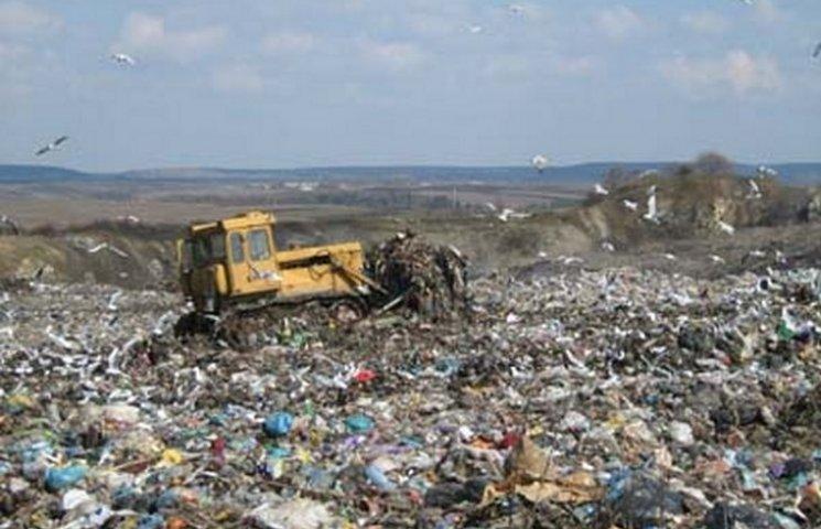 На Тернопільщині сміттєсортувальна лінія за два мільйони заіржавіла без роботи