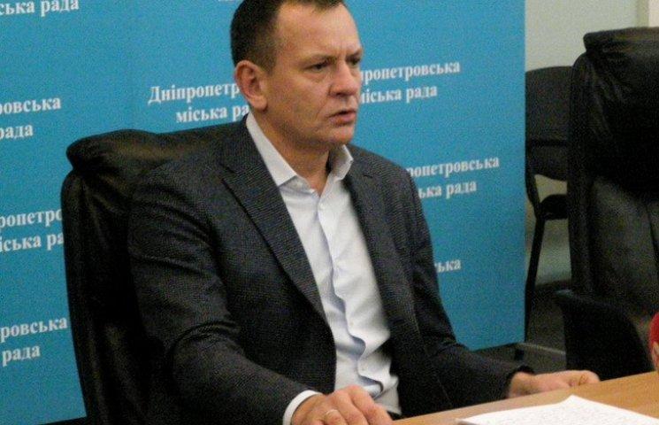 """У Дніпропетровську заступника Філатова звинувачують в """"узурпації"""" влади"""