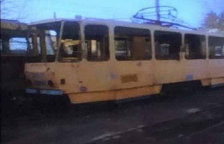Шість вінницьких тролейбусів та п