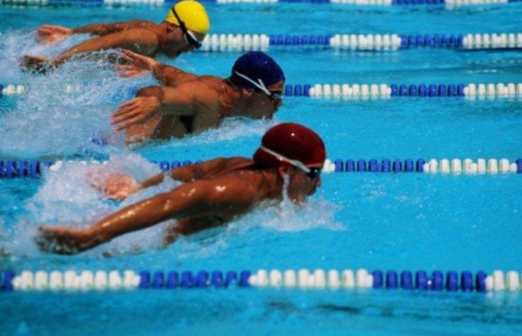 Миколаївський спортсмен став Чемпіоном України з плавання