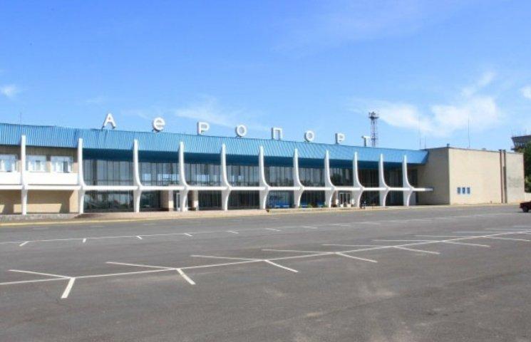 """Миколаївська влада розробляє """"стратегію занепаду"""" міжнародного аеропорту"""
