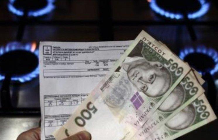 Миколаївським споживачам газу без лічильників доведеться повертати борги