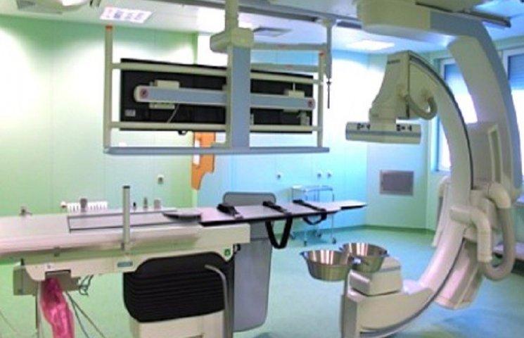 В Тернополі створять сучасний Кардіохірургічний центр