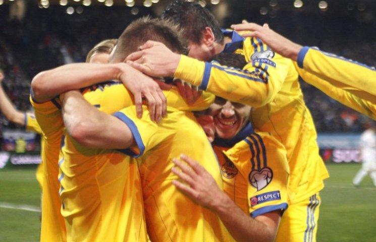 Як виглядатиме збірна України без футболістів з Росії