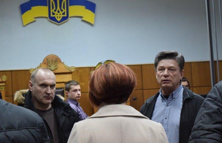 Прокуратура наполягатиме на арешті мера Новомосковська