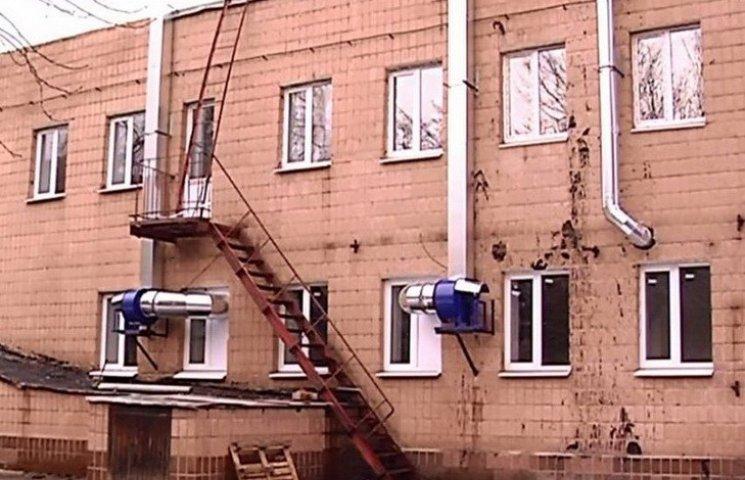 Нову кухню для дніпропетровського військового госпіталю зробили волонтери